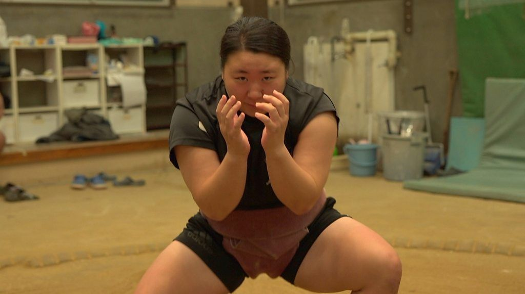 女性の大相撲参加を目指して 日本人女性力士の願い