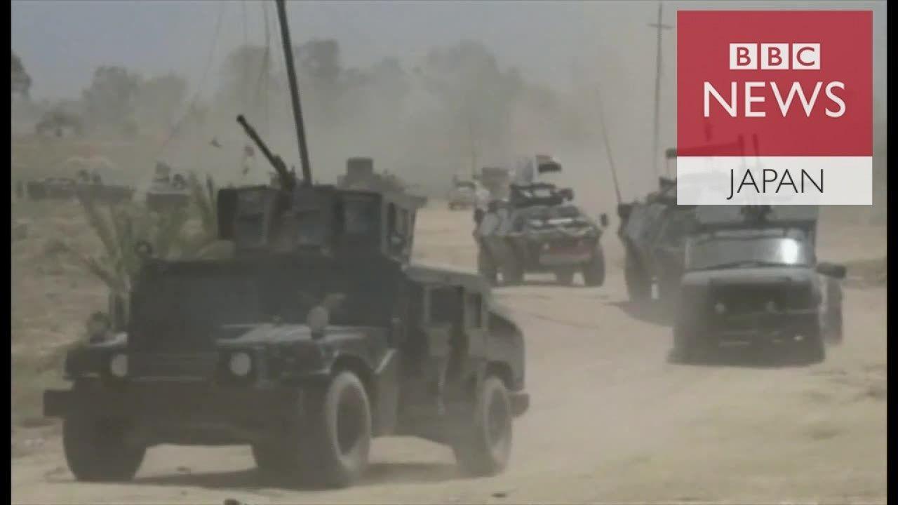 ISからファルージャ奪還に大攻勢 イラク政府軍