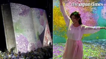 5年目の集大成「FLOWERS BY NAKED 2020 - 桜 -」日本橋三井ホールで開催