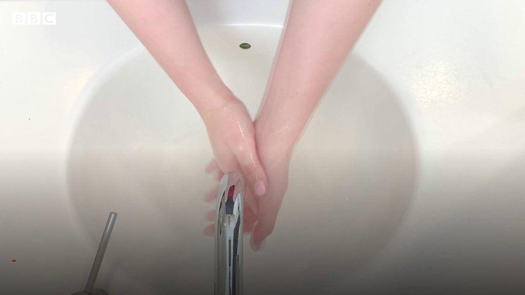 しっかり手を洗うには ウイルス感染を防ぐため
