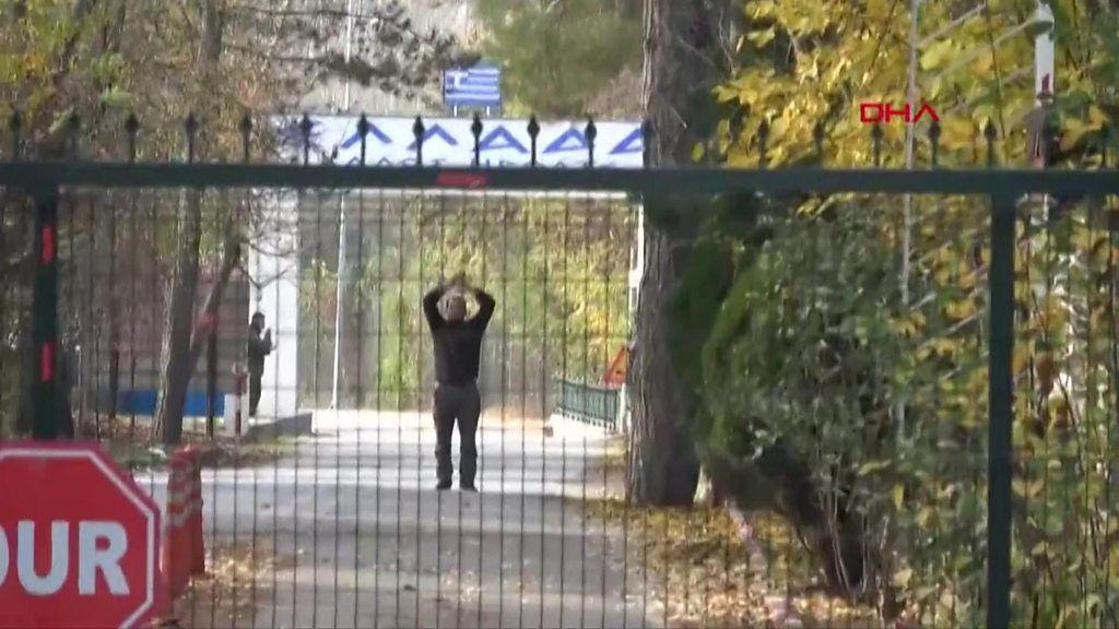 イスラム国メンバー、行き場失う トルコもギリシャも引き取らず