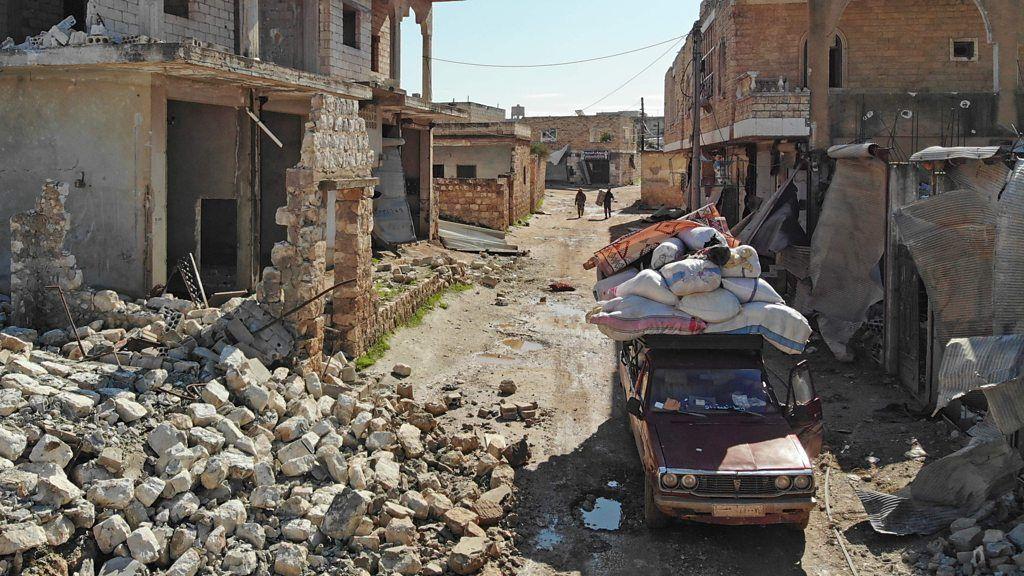「最悪の人道危機」 シリア・イドリブで何が起きている?
