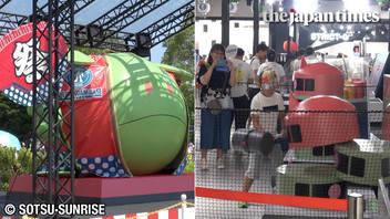 Odaiba's Gundam Summer Festival 2019