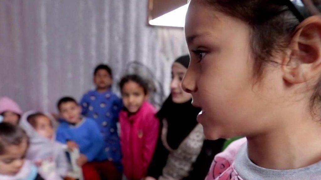 トイレが怖い――シリア難民キャンプで生活する6歳少女