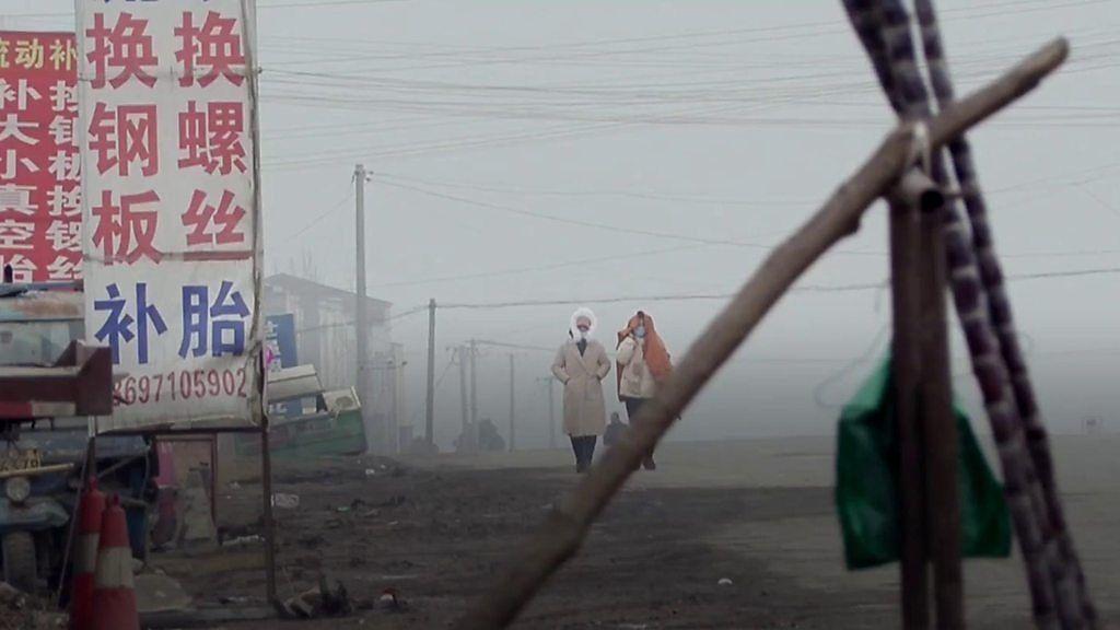 中国湖北省、道路封鎖とゴーストタウン……BBCが取材 新型コロナウイルス