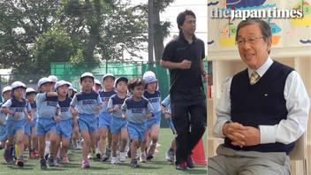 Visiting Buddy Sports kindergarten in Tokyo