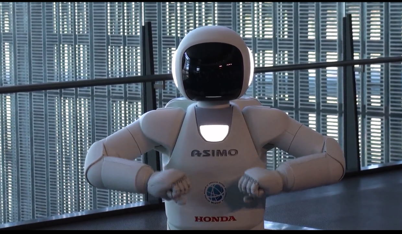 ASIMOの歌と手話がなんだか泣ける