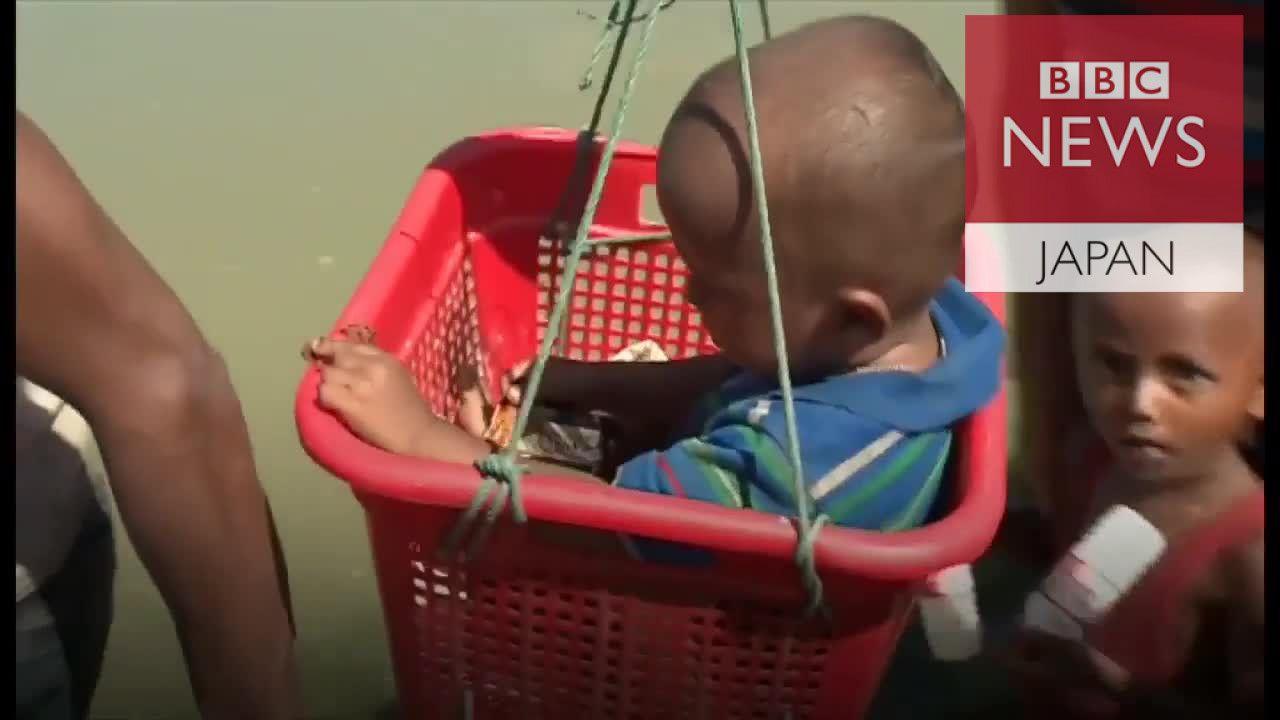 【ロヒンギャ危機】虐殺は「家から家へと」 避難民語る