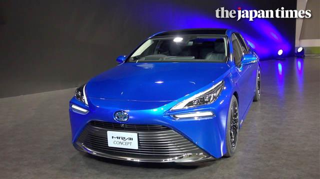 トヨタ自動車、新型MIRAIを発表