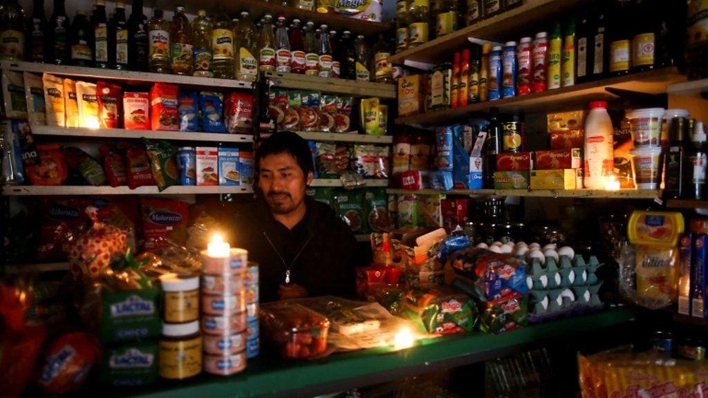 南米で大規模停電 アルゼンチンなどが暗闇に