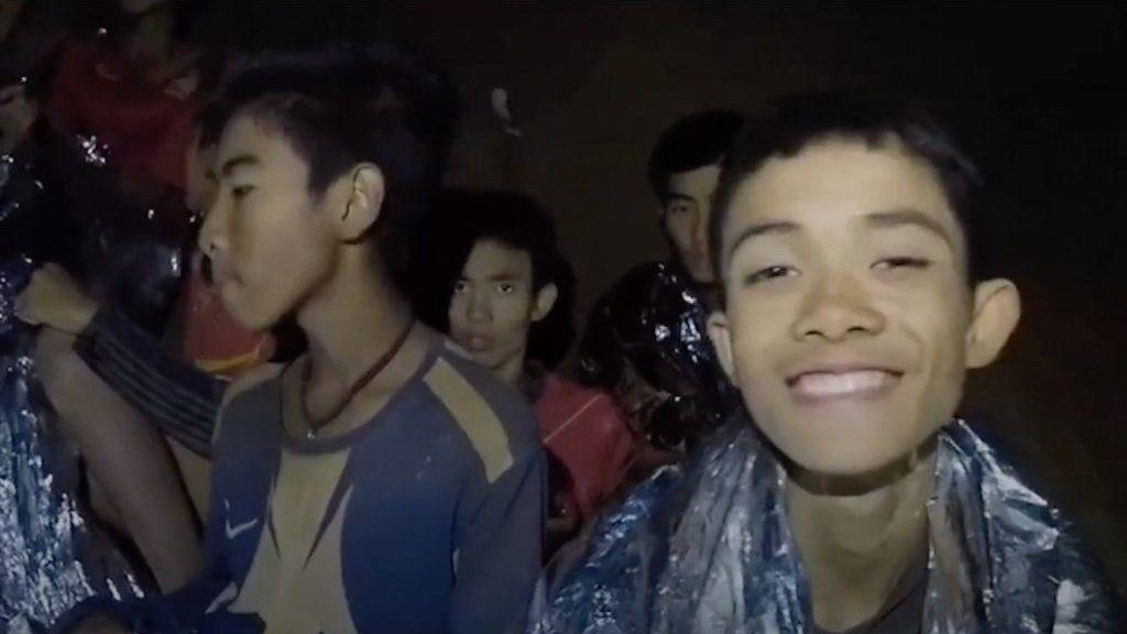 タイ洞窟の少年たち、行方不明から全員無事まで