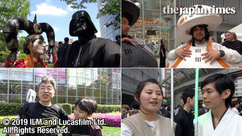 """Voices from Star Wars fans at """"Star Wars Day"""" Tokyo 2019"""