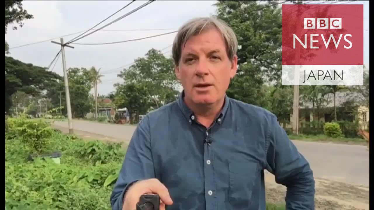 ミャンマー・ラカイン州のロヒンギャ危機 現地の様子