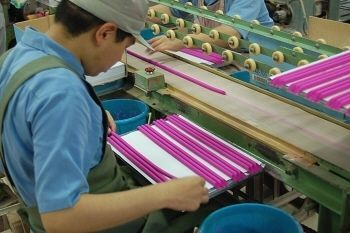 ダストレスチョーク・キットパスの日本理化学工業